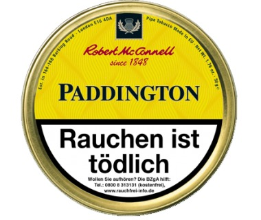 Трубочный табак Robert McConnell - Heritage - Paddington 50 гр. вид 1