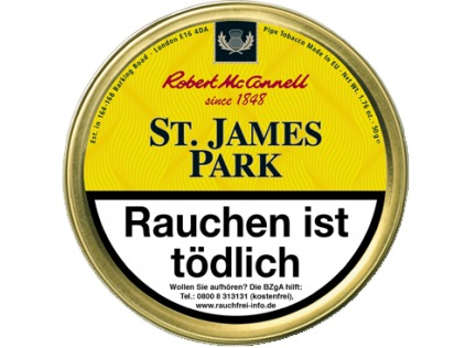 Трубочный табак Robert McConnell - Heritage - St.James Park 50 гр. вид 1