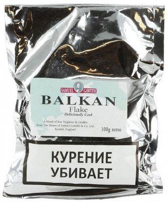 Трубочный табак Samuel Gawith Balkan Flake (100 гр.) вид 1