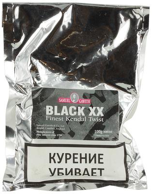 Трубочный табак Samuel Gawith Black XX Twist (100 гр.) вид 1