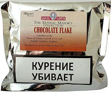 Трубочный табак Samuel Gawith Chocolate Flake (100 гр.) вид 1