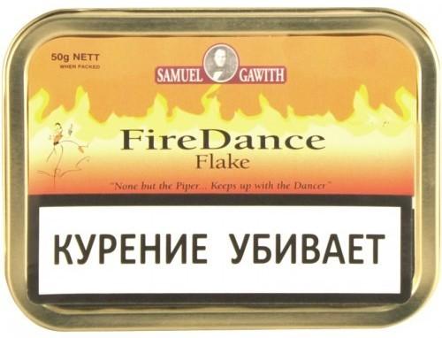 Трубочный табак Samuel Gawith Fire Dance Flake (50 гр.) вид 1