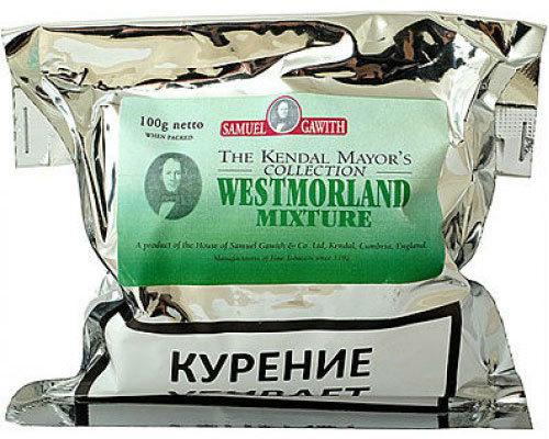Трубочный табак Samuel Gawith Westmorland Mixture (100 гр.) вид 1