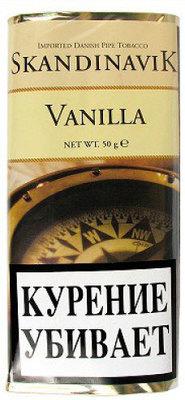 Трубочный табак Skandinavik Vanilla вид 1