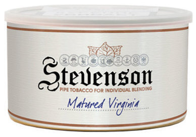 Трубочный табак Stevenson No. 08 Matured Virginia вид 1