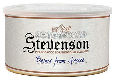 Трубочный табак Stevenson No. №14 Basma from Greece вид 1