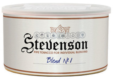 Трубочный табак Stevenson No. 22: Blend No. 1 вид 1