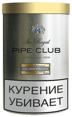 Трубочный табак The Royal Pipe Club Golden Virginia вид 1