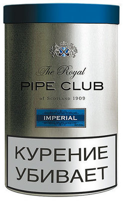 Трубочный табак The Royal Pipe Club Imperial вид 1