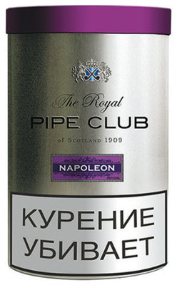 Трубочный табак The Royal Pipe Club Napoleon вид 1