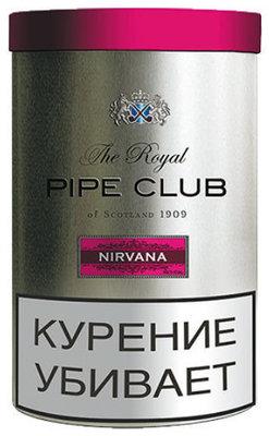 Трубочный табак The Royal Pipe Club Nirvana вид 1