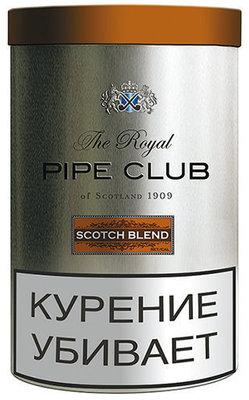 Трубочный табак The Royal Pipe Club Scotch Blend вид 1