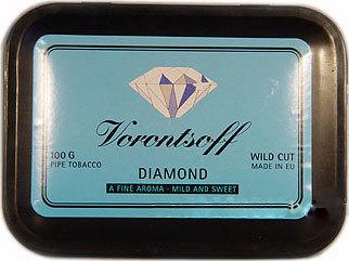 Трубочный табак Vorontsoff Diamond банка вид 1