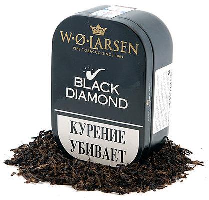 Трубочный табак W.O. Larsen Black Diamond вид 1