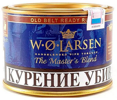 Трубочный табак W.O.Larsen Master′s Blend Old Belt вид 1