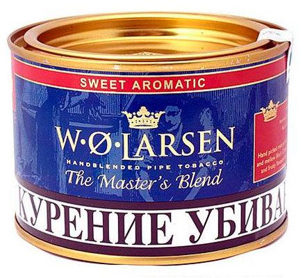 Трубочный табак W.O.Larsen Master′s Blend Sweet Aromatic вид 1