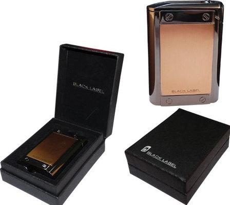 Зажигалка Black Label Bombay Copper Satin & Gun LBLT10020 вид 2