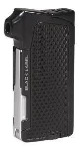 Зажигалка трубочная Black Label LBL PL 1000 Condor Black Matte вид 1