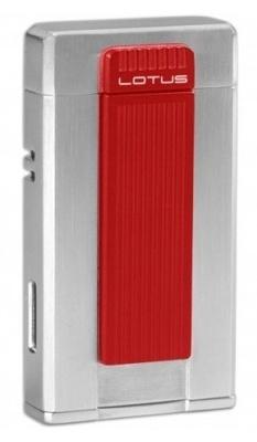 Зажигалка Lotus L5630 Ambassador Chrome & Red вид 1
