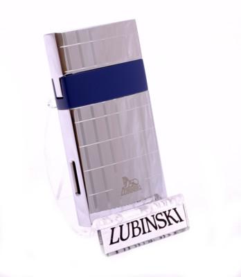 Зажигалка Lubinski Мантуя Серебристая WA550-3 вид 1