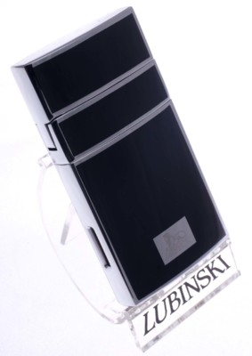 Зажигалка Lubinski Мантуя Черная WA550-1 вид 1