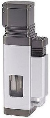 Зажигалка Vertigo Churchill Silver вид 1