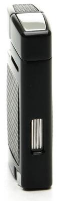Зажигалка Xikar 523 BKCF Carbon Fiber Black вид 3