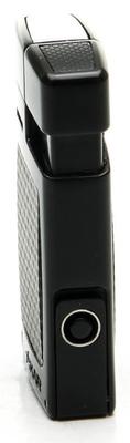 Зажигалка Xikar 523 BKCF Carbon Fiber Black вид 2