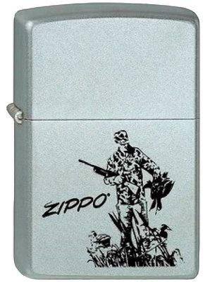 Зажигалка Zippo 205 Duck Hunting вид 1