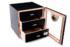 Хьюмидор-шкаф Lubinski на 100 сигар, Черный лак Q216 вид 2