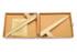 Портсигар Stoll  Коричневый Олень на 26 сигарет  C20-2 вид 2