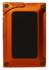 Зажигалка Bugatti 7 BL 730 Anodized Orange вид 1