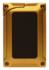 Зажигалка Bugatti 7 BL 750 Anodized Yellow вид 1